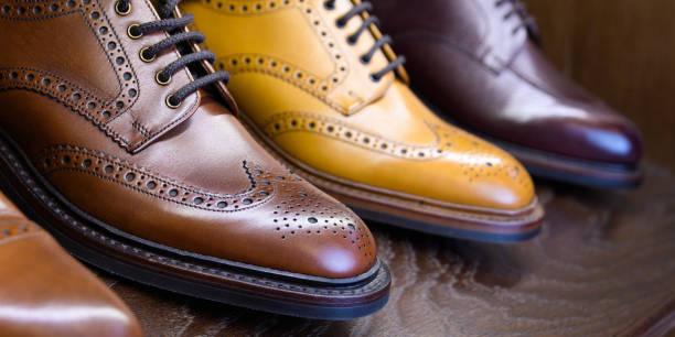 Herren Schuhe Boutique-Shop – Foto