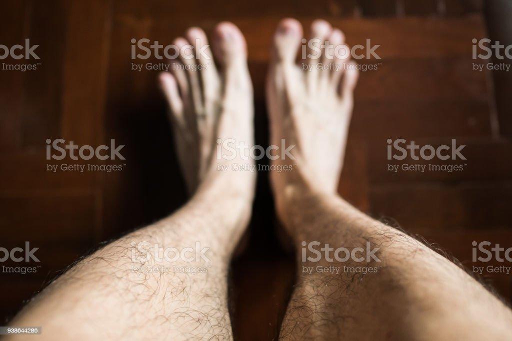 beharrte beine