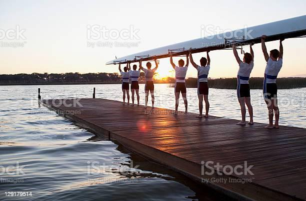 Men holding canoe over heads picture id129179514?b=1&k=6&m=129179514&s=612x612&h=dfgpoum dcrhnxgd6rp5cdmwsmtsfyxu todvzf2jie=
