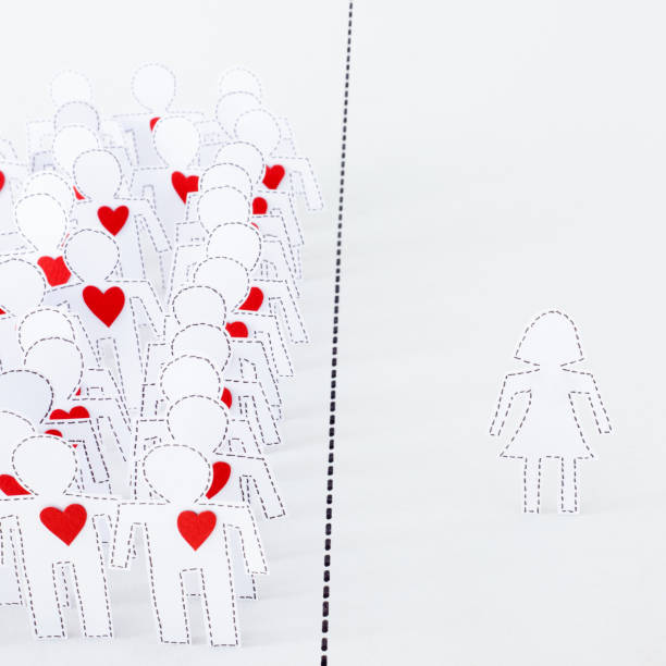 Best Stick Figures In Love Stock Photos, Pictures & Royalty