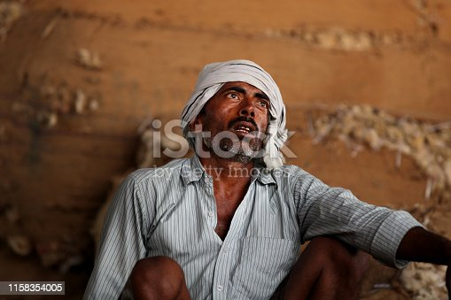 istock Men In Tension 1158354005