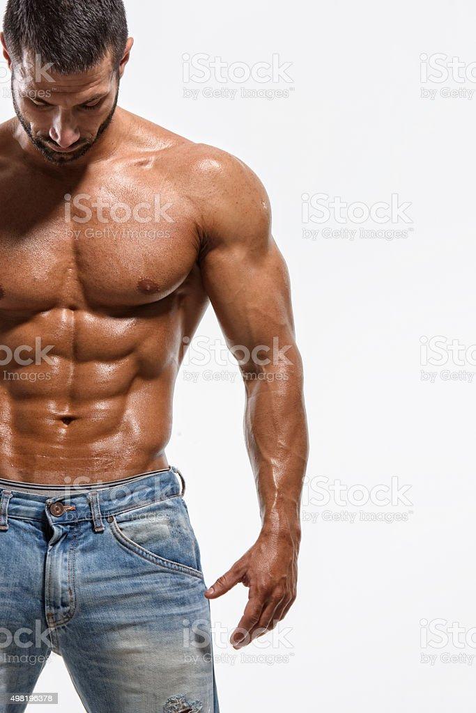 Men stock photo