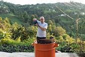 istock Men preparing barbecue 1271333841