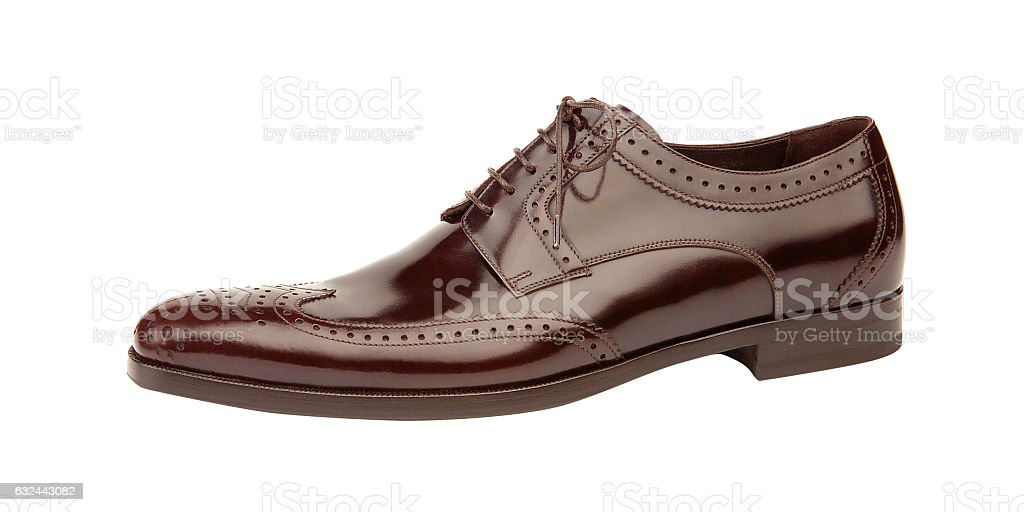Men Shoes stock photo