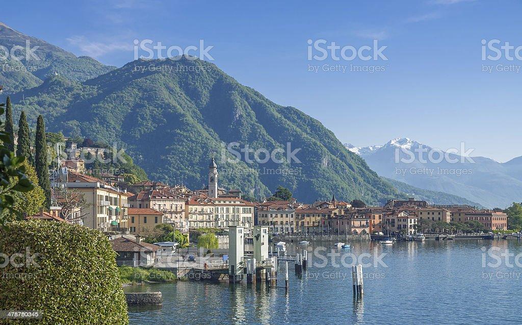 Menaggio,Lake Como,italian Lakes,Lombardy,Italy stock photo