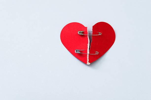 Poprawy złamane serce – zdjęcie