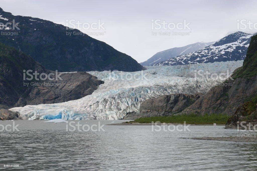 ジュノー氷原のストックフォト -...