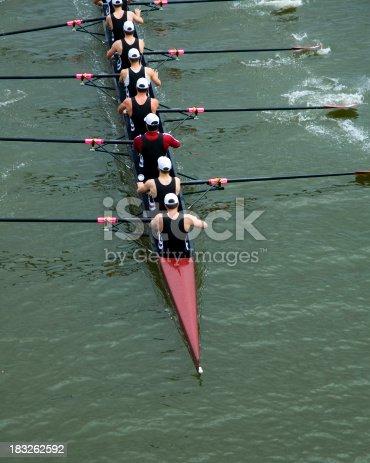 542823854 istock photo Men's 8-Man Rowing 183262592