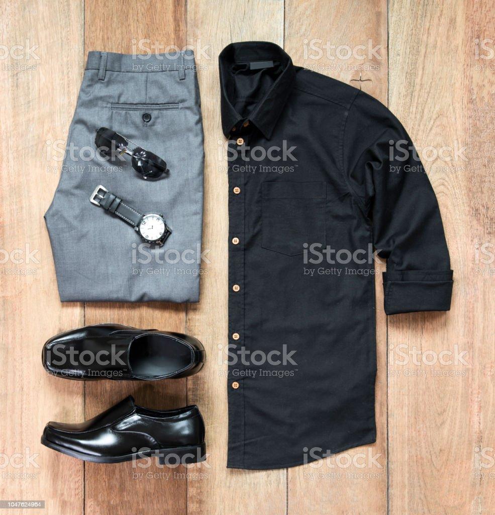 74a4cb8a34 Trajes casuales de hombres para hombre ropa con zapatos de la oficina