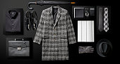 istock Men's clothing and personal accessories 857323498