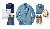 istock Men's clothing and personal accessories 864505242