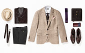 istock Men's clothing and personal accessories 864520758
