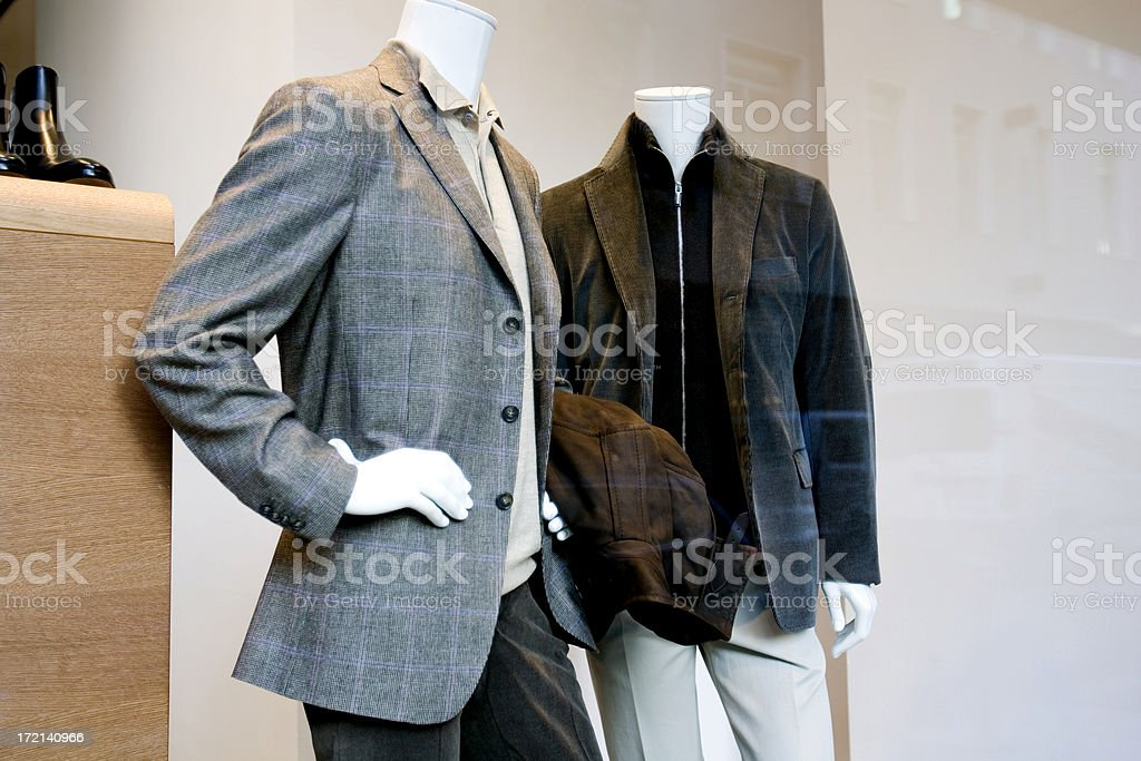 Men's Clothing royalty-free stock photo