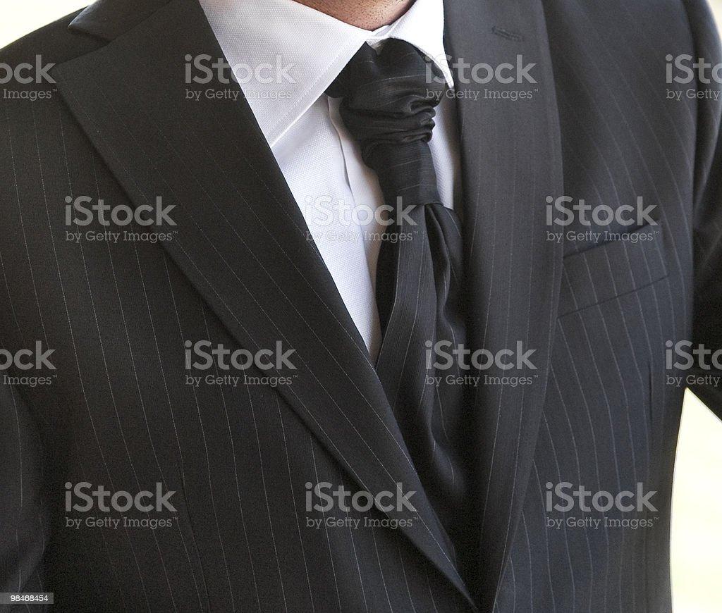 Men's formal dress stock photo