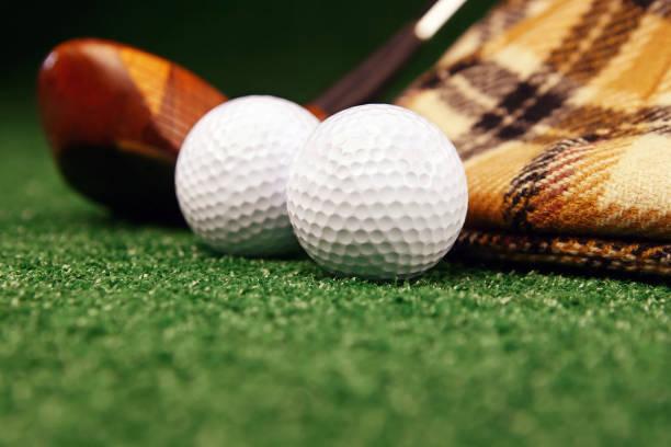 Men's Golf stock photo