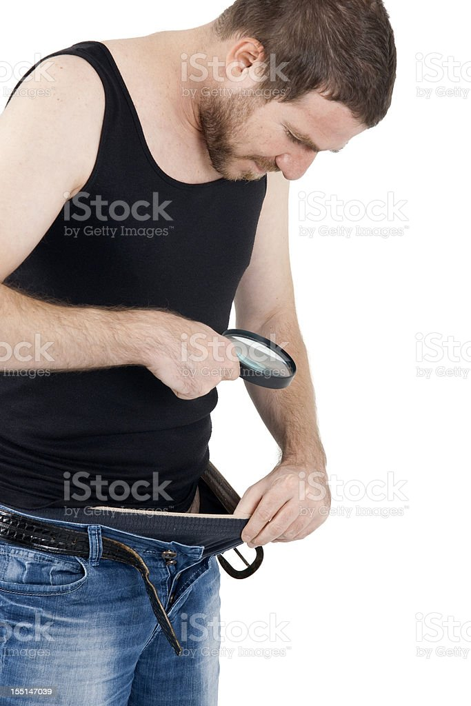 Men's Sexual Health royalty-free stock photo