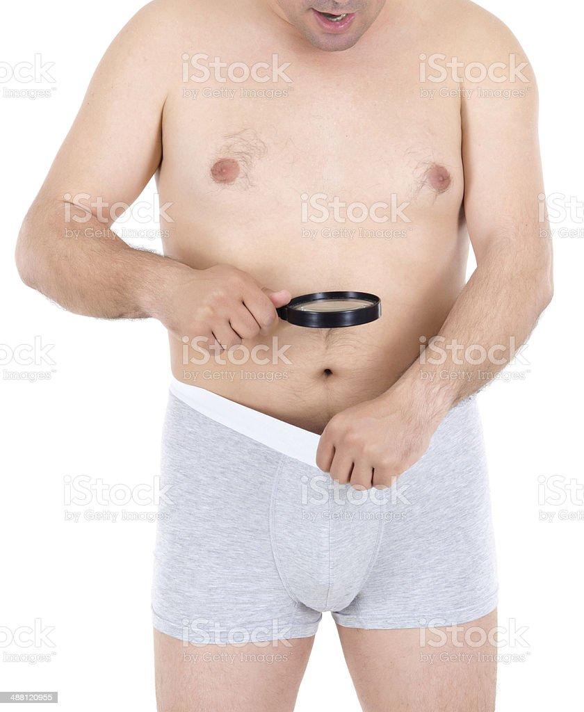 Men's Sexual Health stock photo