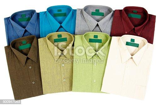 istock Men's Shirts 500947053