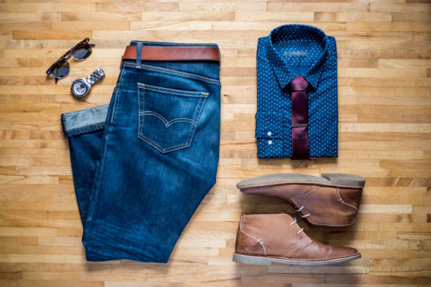 Mens smart casual Kleidung – Foto