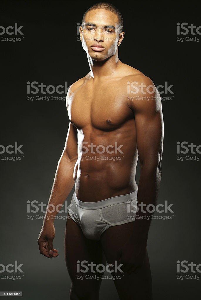 Men's Underwear stock photo