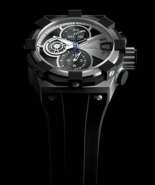 Mens wrist watch  luxury watch stock pictures, royalty-free photos & images