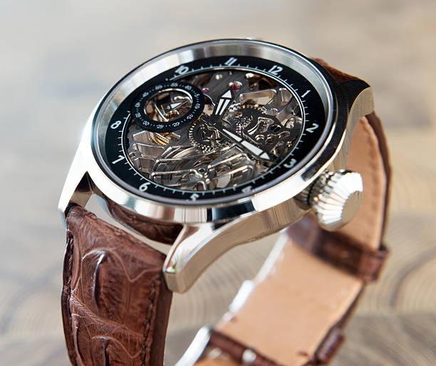 Men's Handgelenk Uhr – Foto