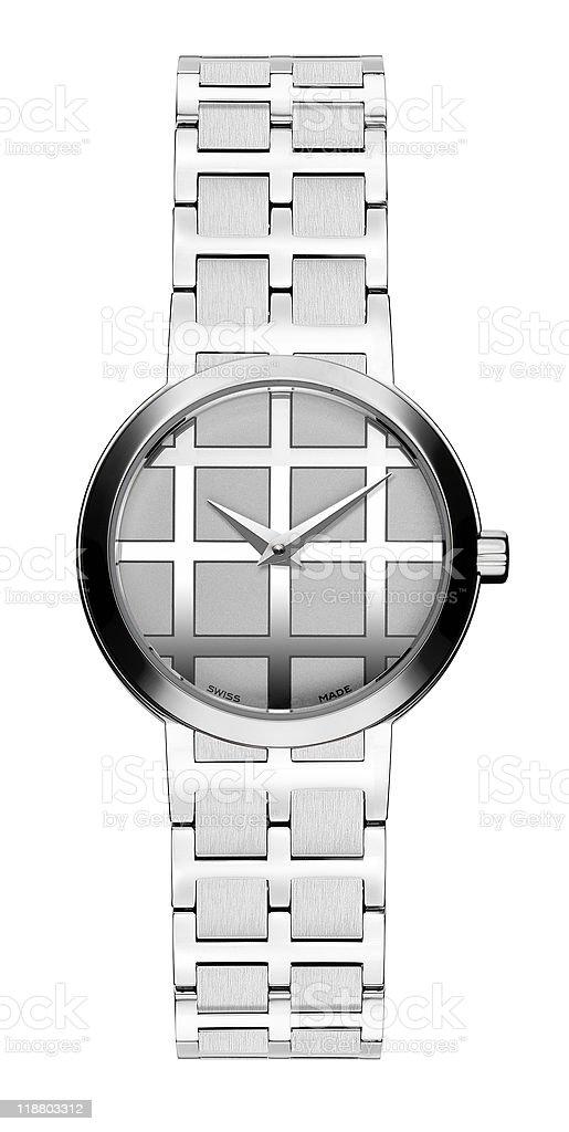 Mens Wristwatch royalty-free stock photo