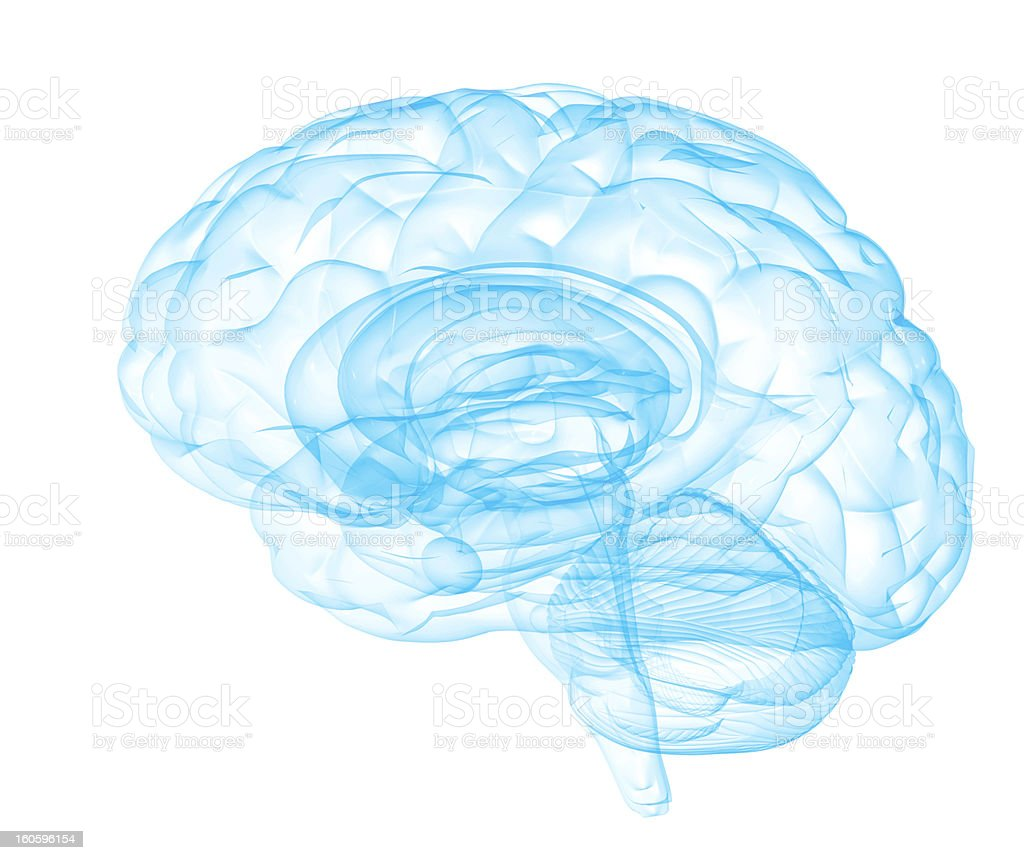 Mental Clarity stock photo