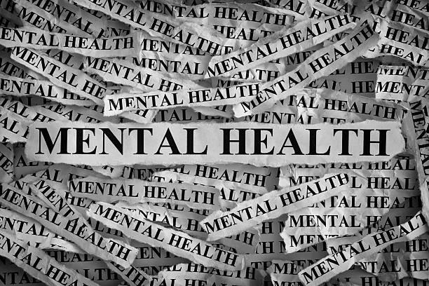 geistige gesundheit - psychisches problem stock-fotos und bilder
