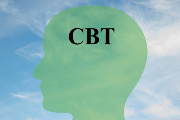 CBT mentality concept stock photo