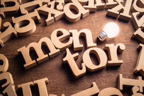 mentor idea topic - tekst symbol ortograficzny zdjęcia i obrazy z banku zdjęć