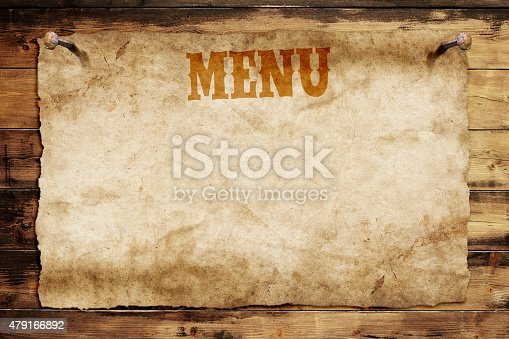 istock menu of the day 479166892