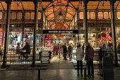 Mercado de San Miguel in Madrid