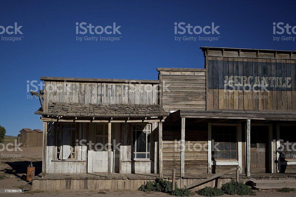 Mercantile stock photo