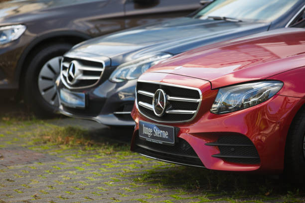 Mercedes stock photo