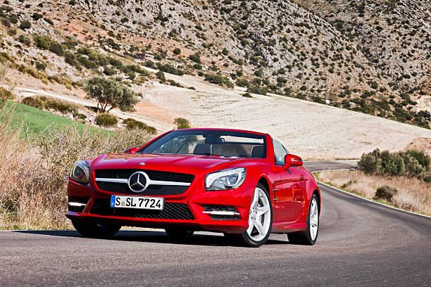 Mercedes Benz SL – Foto