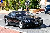 Mercedes-Benz C215 CL-class