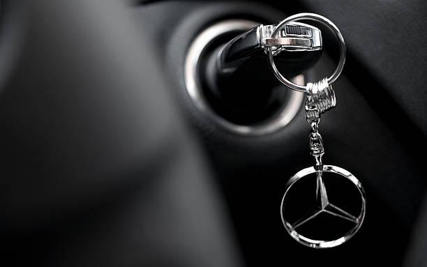 Mercedes-Benz-Schlüsselanhänger – Foto