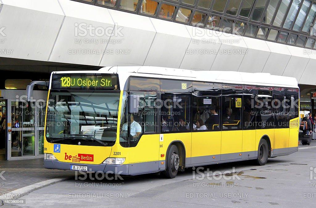Mercedes-Benz O530 Citaro LE stock photo