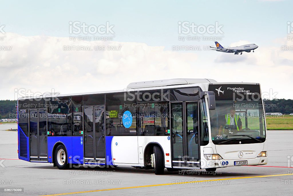 Mercedes-Benz O530 Citaro stock photo