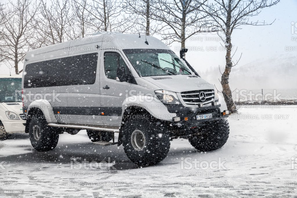 Mercedesbenz Sprinter Offroad Stock Photo Download Image Now Istock
