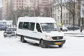 istock Mercedes-Benz Sprinter 1198371220