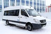 istock Mercedes-Benz Sprinter 507179730