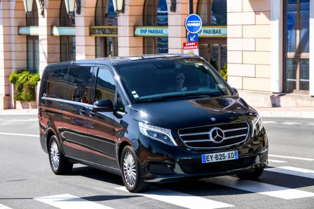 Mercedes-Benz Viano stock photo