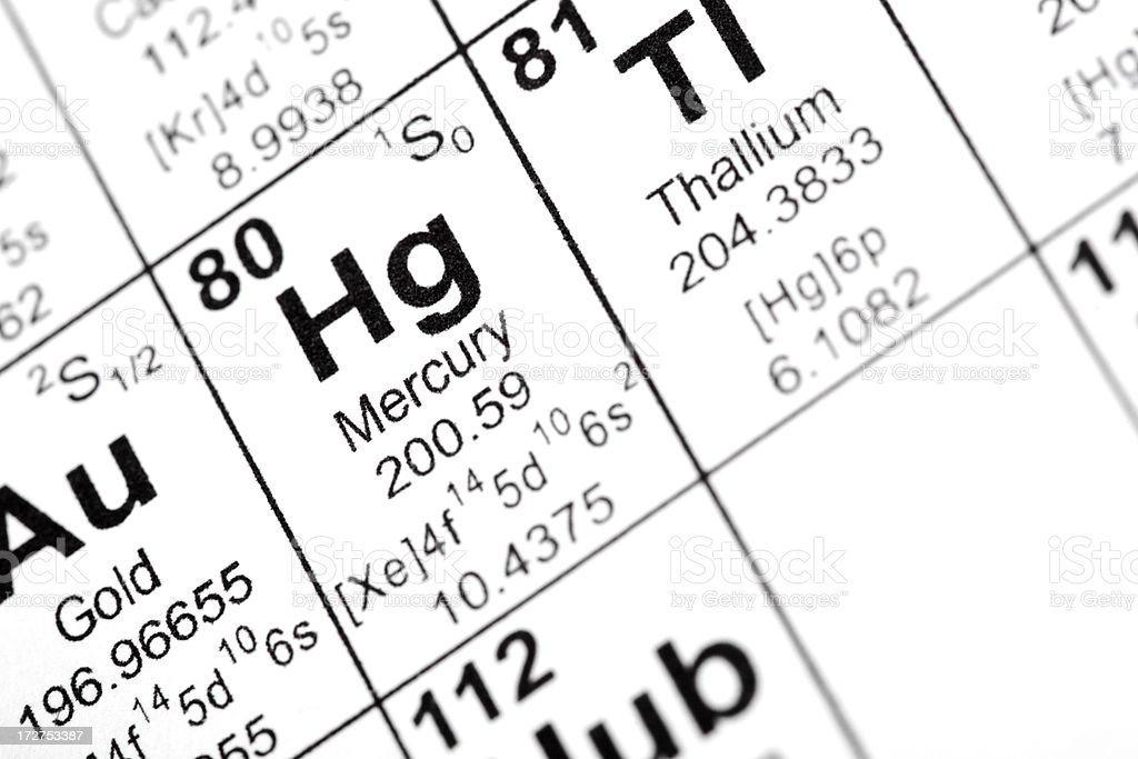 Mercury element stock photo more pictures of atom istock mercury element royalty free stock photo urtaz Image collections