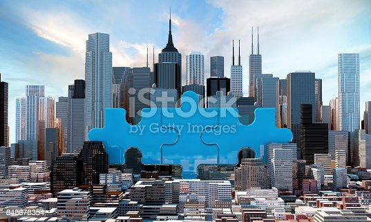 470163746 istock photo merger and acquisition business concept, join puzzle 3d 848678354