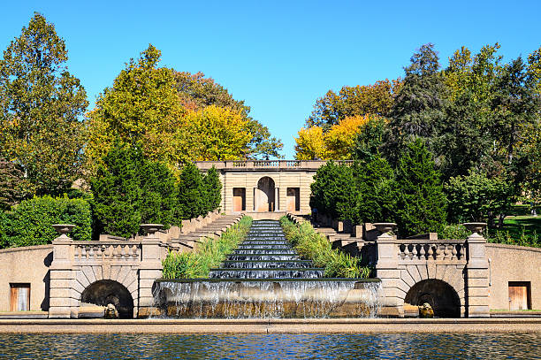 Meridian Hill stock photo