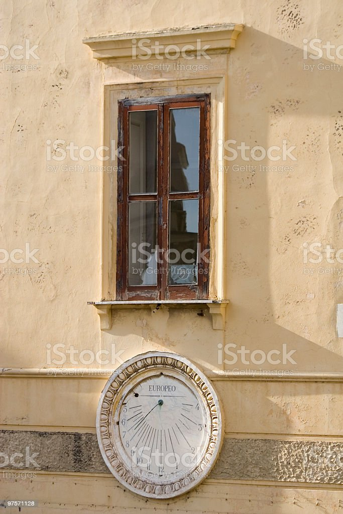 Meridian\t (Amalfi,Italy) royalty-free stock photo