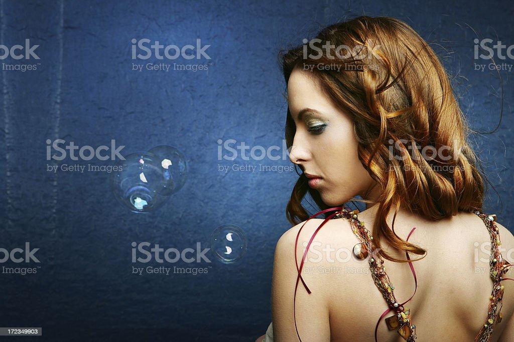 Mermaid Serie (Part II) royalty-free stock photo