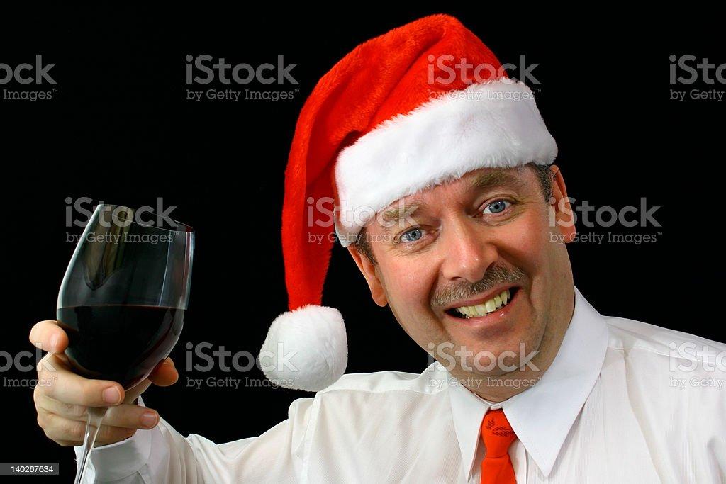Merry Christmas 2 royalty-free stock photo
